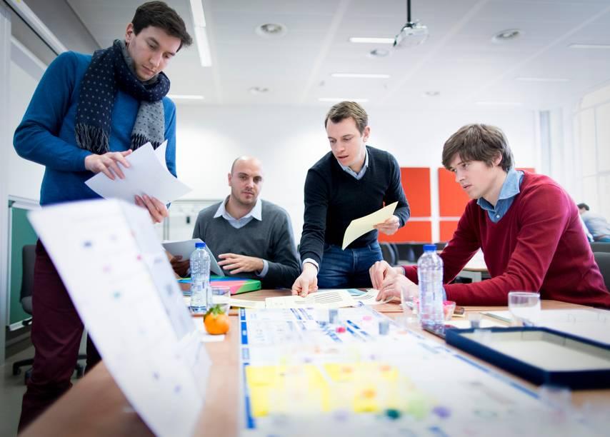 Business game - Management Acceleration Programme