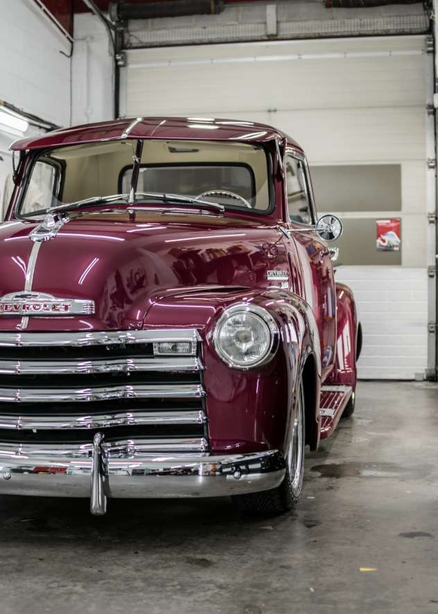 Chevrolet 3100 Classic Restoration
