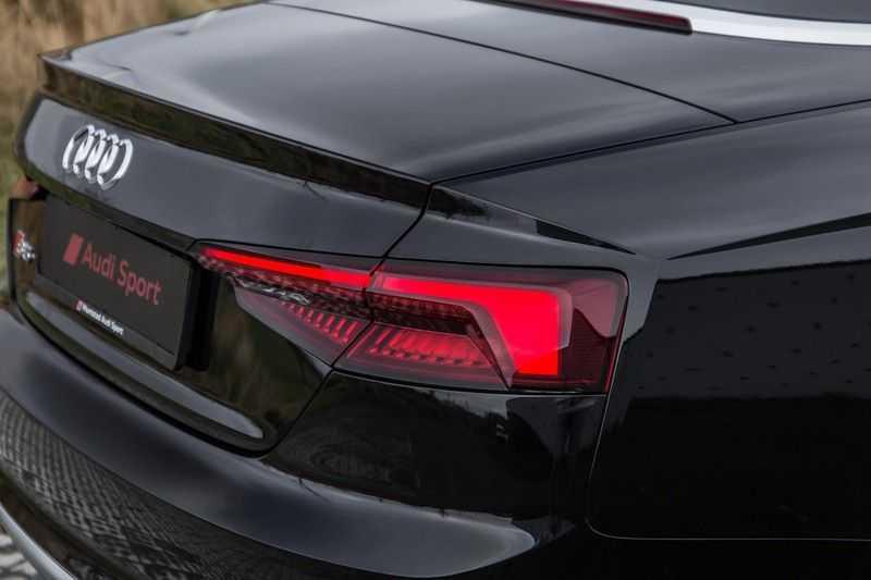 Audi A5 Cabriolet 3.0 TFSI S5 quattro | 354PK | Hoofdruimte verwarming | Trekhaak | Virtual Cockpit | Matrix LED | Camera afbeelding 21