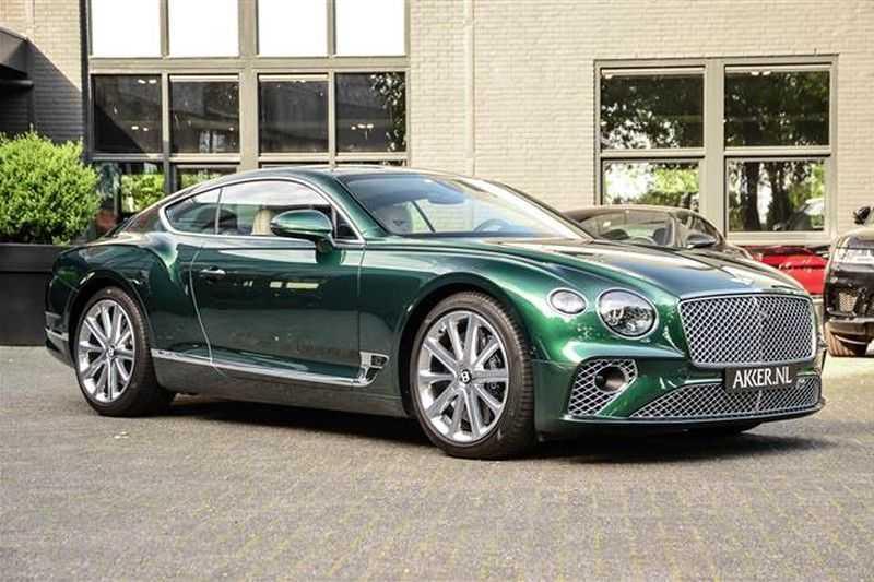 Bentley Continental GT W12 MULLINER MASSAGE+HEADUP+TOPVIEW afbeelding 22