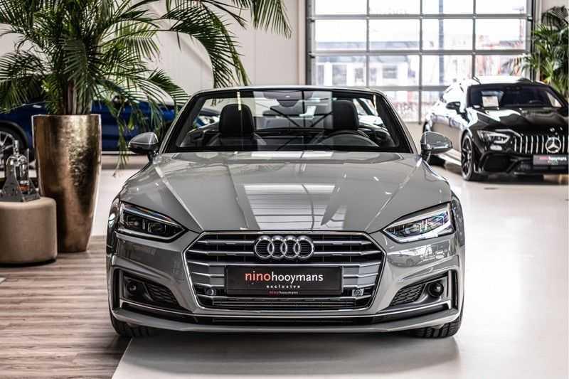 Audi A5 Cabriolet 45 TFSI Sport | S Line | Tour | Sportstoelen | Matrix Led afbeelding 11