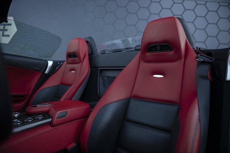Mercedes-Benz SLS Roadster 6.3 AMG Carbon Pack + MIDDLE GRAY HIMALAYAS + Full Carbon Motor afdekking afbeelding 5