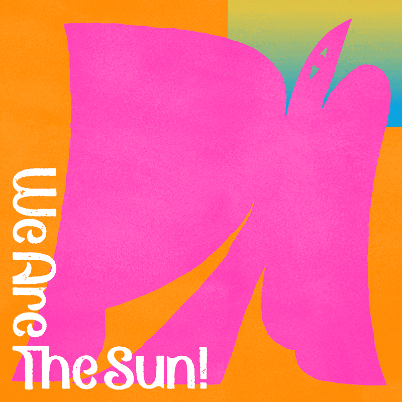 jacket of We Are The Sun!
