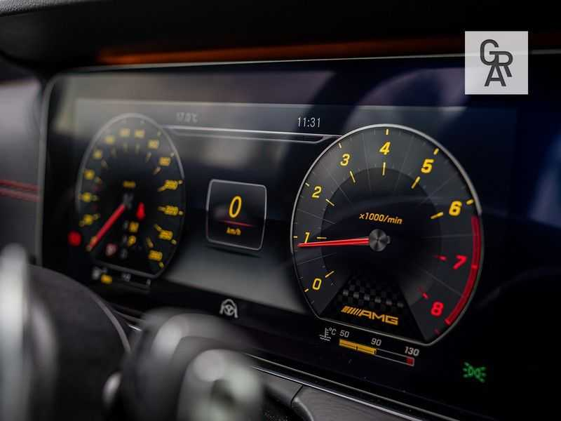 Mercedes-Benz E-Klasse 43 AMG-klasse 43 AMG 4Matic Premium Plus afbeelding 13