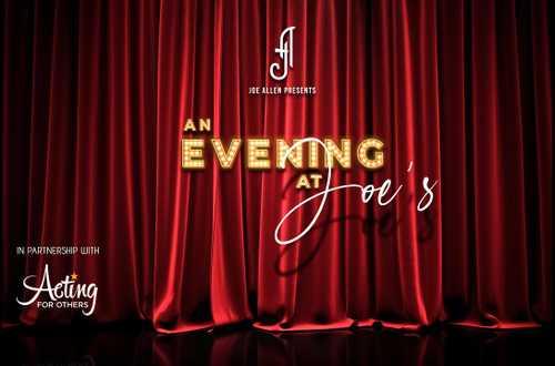 An Evening At Joe's