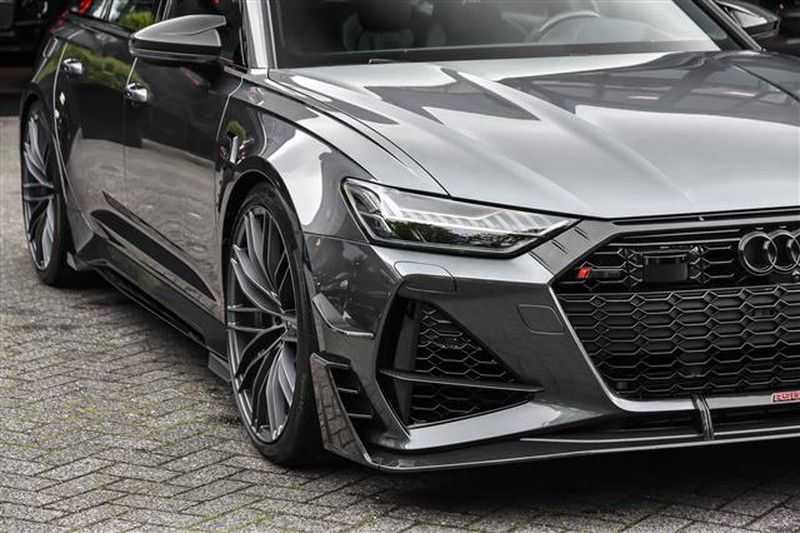 Audi RS6 RS6R ABT LIMITED 1/125 (740 PK / 920 NM) NP.305K afbeelding 18