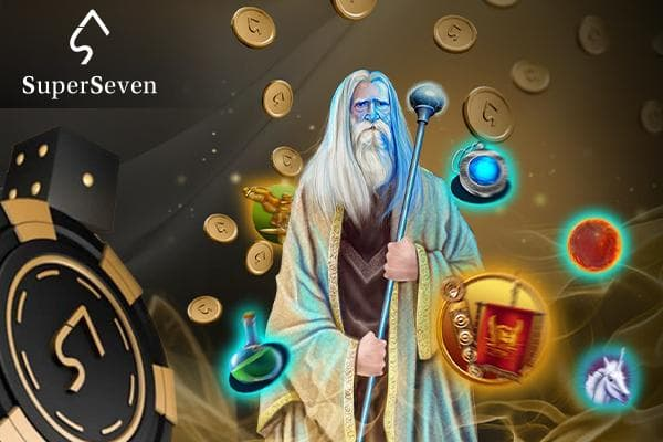 SuperSeven Online Casino Promo Banner