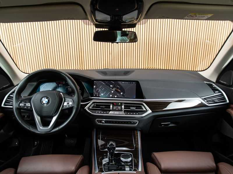 BMW X5 xDrive45e PRIJS INCL. BTW, PANO, HUD, AUDIO, X-LINE afbeelding 13