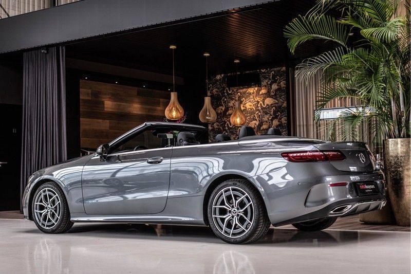Mercedes-Benz E-Klasse Cabrio 300 AMG | Nieuw Model! | Head-up Display | Memory | Drivers Package | afbeelding 3