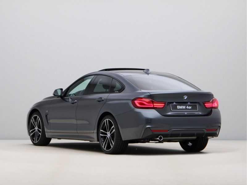 BMW 4 Serie Gran Coupé Exe. M-Sport 418i afbeelding 9