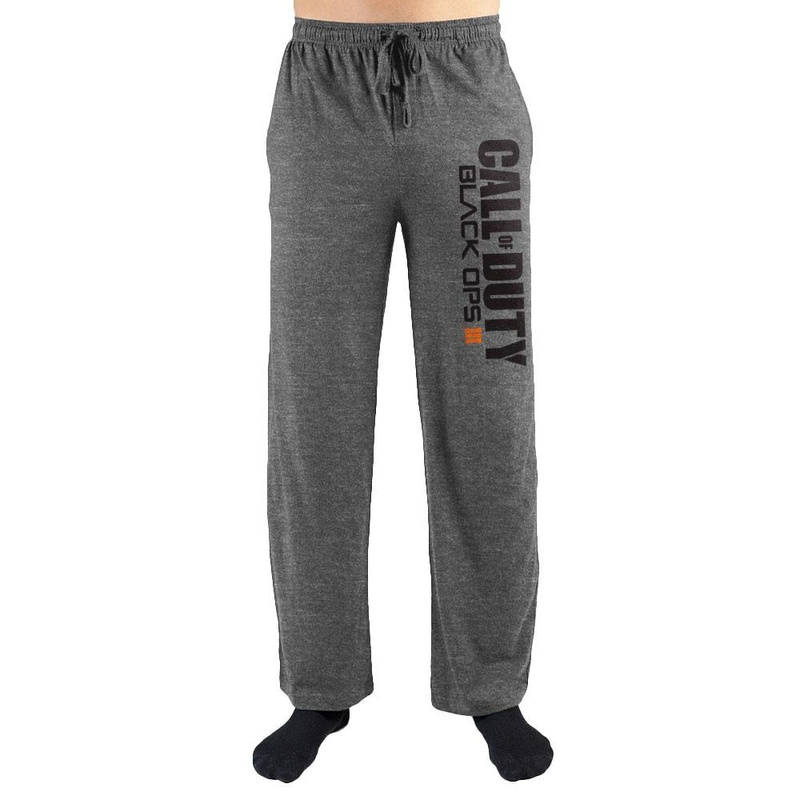 Call Of Duty Black Ops Mens Lounge Pants