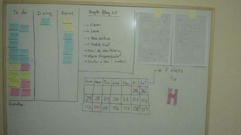 Board de tarefas