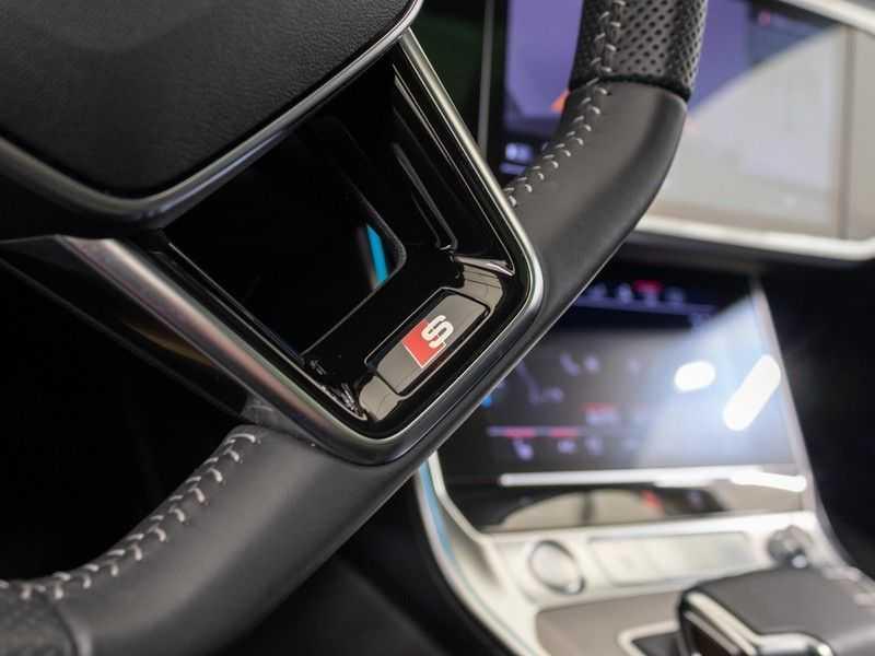 Audi A7 Sportback 55 TFSI e quattro Pro Line | 367PK | Plug in Hybrid | Adapt. Cruise | Pano.Dak | Keyless-entry | Head-Up | 360-Camera | Trekhaak | B&O Sound afbeelding 19
