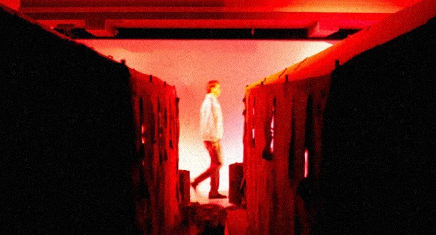 Спектакль «Три дня в аду». Источник: Театр Наций