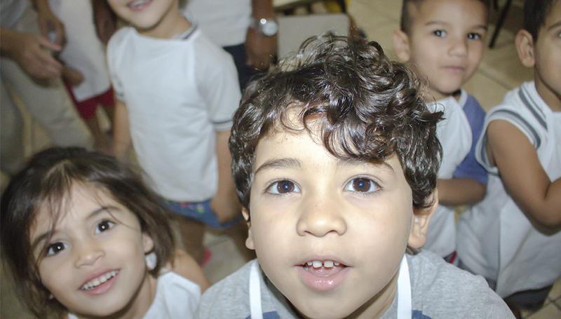 Imagem em destaque para o artigo: Cuidar de nossas crianças: construindo o cidadão do futuro
