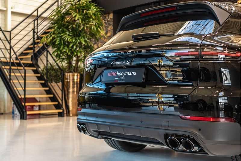 Porsche Cayenne 2.9 S | Sport Chrono | Panorama | PDLS | PASM | DAB | Memorypakket afbeelding 4