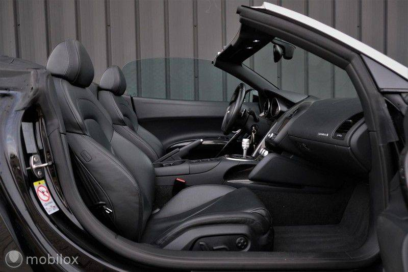 Audi R8 Spyder 5.2 V10 FSI   LED   B&O afbeelding 14