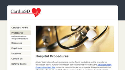 CardioSD Screenshot