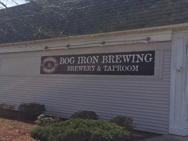Bog Iron Brewing Company in Norton, MA
