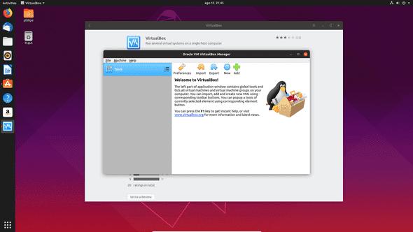 Instalador Ubuntu Fim