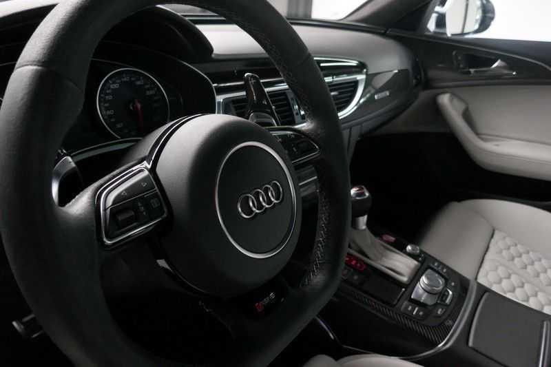 Audi RS6 Avant 4.0 TFSI quattro Pro Line Plus Keramisch - Panodak afbeelding 21