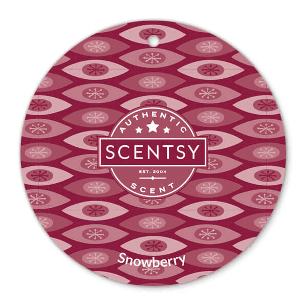 Picture of Snowberry Scent Circle