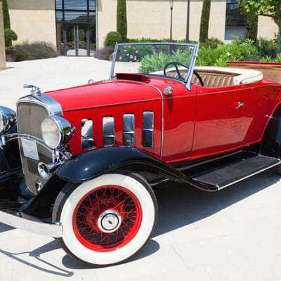 Chevrolet Confederate Sports Roadster 1932 1