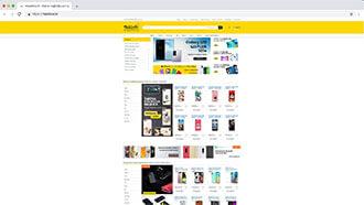 Web Shop of maskice.hr