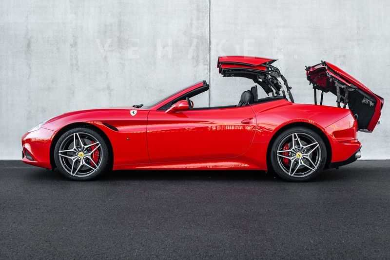 Ferrari California T 3.9 // Rosso Corsa // Onderhoudsgarantie afbeelding 6