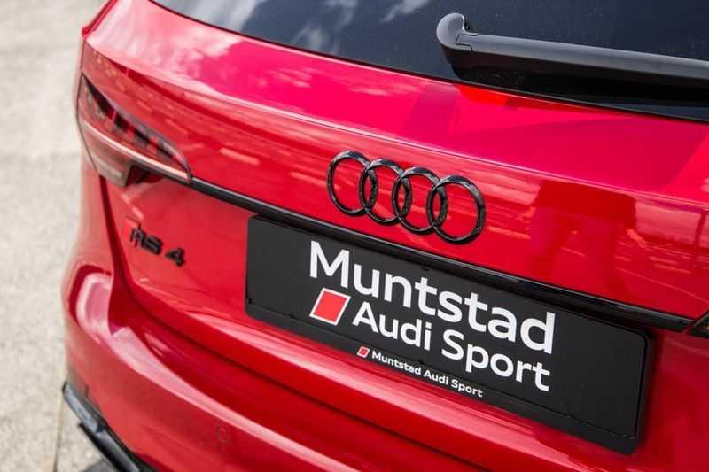 Audi A4 Avant 2.9 TFSI RS4 quattro | 450PK | Sportonderstel Plus | Panoramadak | Inleg Carbon | B&O | Sportdifferentieel | Head-up afbeelding 18