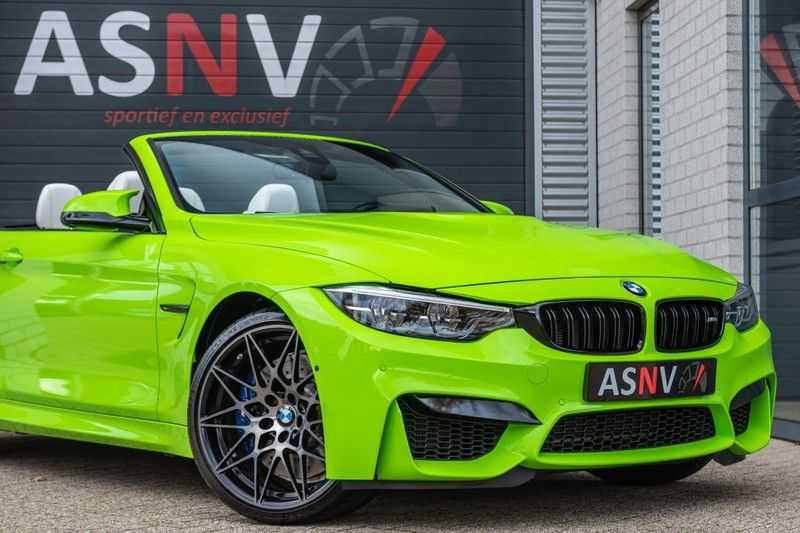 BMW M4 Cabrio Competition, DCT, 450 PK, Harman/Kardon, LED. Comfort/Toegang, Surround View, DAB, Head/Up, 9500KM!! afbeelding 22
