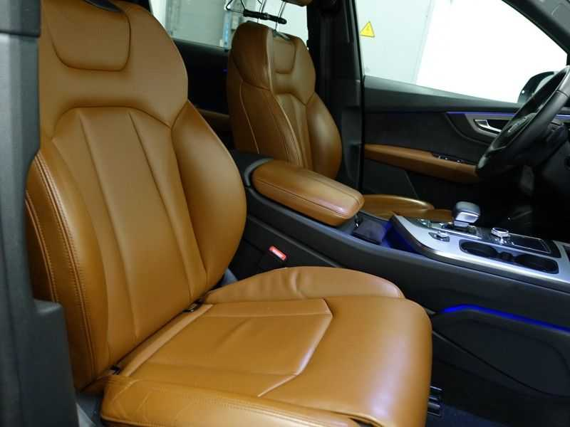Audi Q7 3.0 TDI e-tron 374pk Quattro [S-Line] Aut- Leer, Virtual Cockpit, 360 Camera, Xenon afbeelding 21
