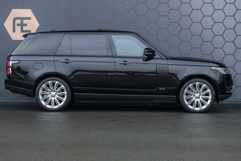 Land Rover Range Rover 5.0 V8 SC LWB Autobiography Rear Seat Entertainment + Head Up + 360 Camera + ACC afbeelding 5