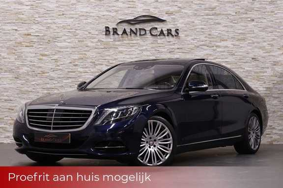 Mercedes-Benz S-Klasse 500 PLUG-IN HYBRID Lang Prestige | INCL BTW | PANO | 360 Camera | Orig. NL |