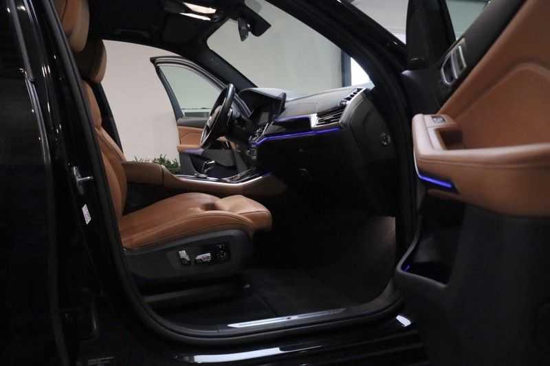 BMW X5 xDrive30d High Ex M-Sport NL|1Eig|22''|Shadow|HuD afbeelding 17