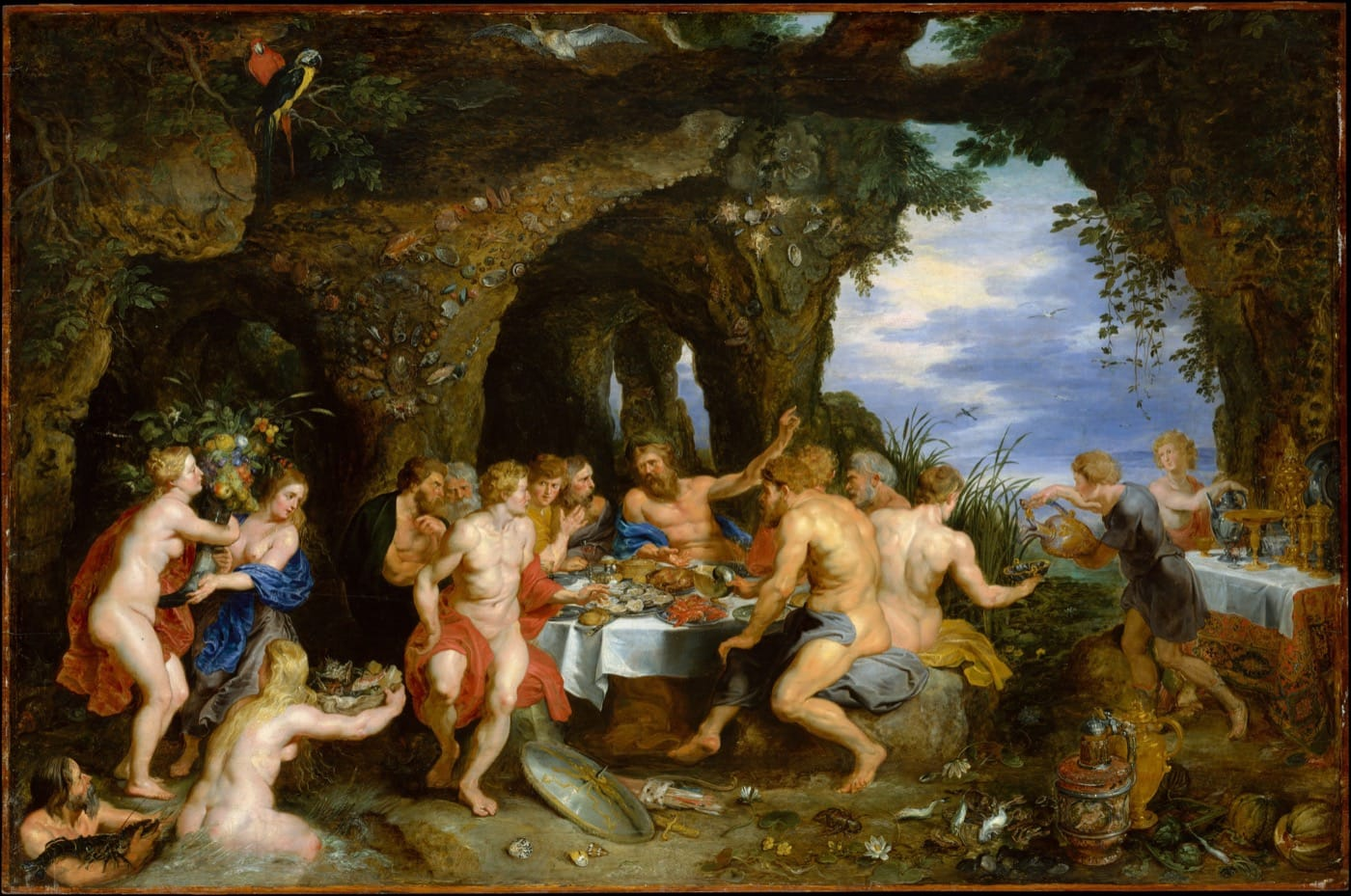Peter Paul Reubens & Jan Brueghel the Elder