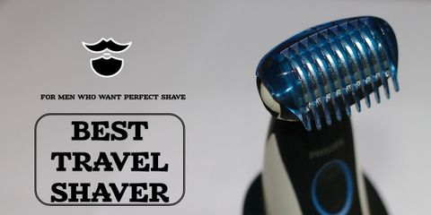 Did you know this is the most popular travel shaver among men? Compact, easily washable and very clean shave makes it popular choice for traveling men.