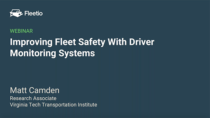 Improving fleet safety thumb