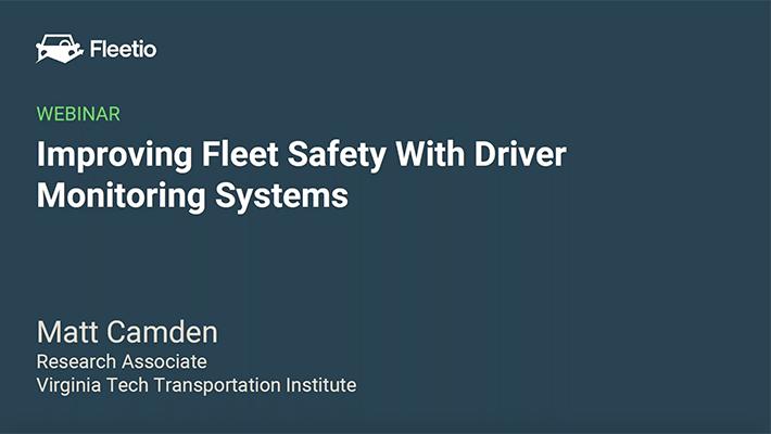 Improving fleet safety thumb