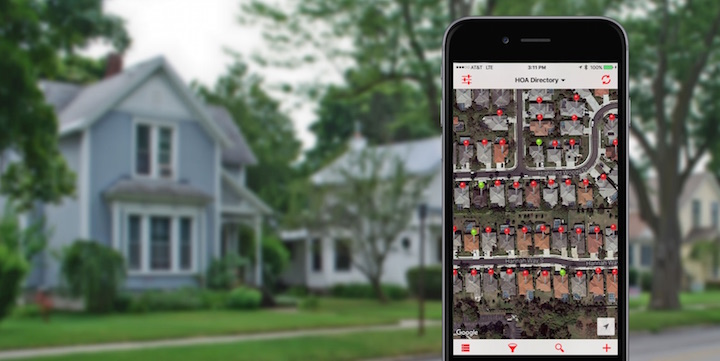Apps for Better Neighborhoods and Homeowners Associations