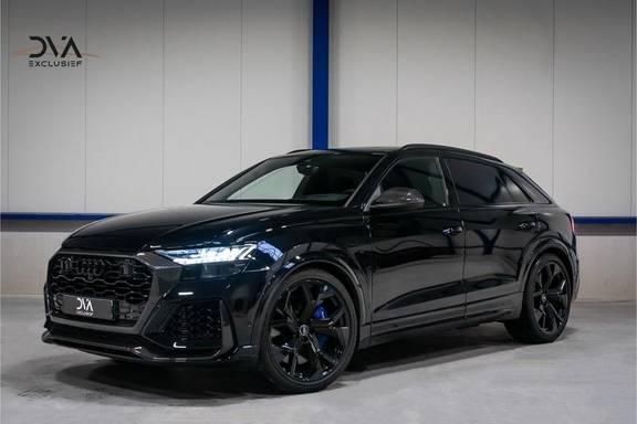 Audi RS Q8 VERKOCHT!