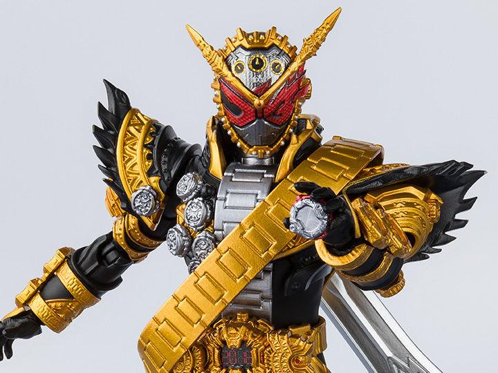 S.H.Figuarts Kamen Rider Ohma Zi-O Exclusive