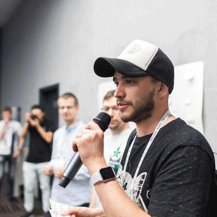 Yurii Rochniak