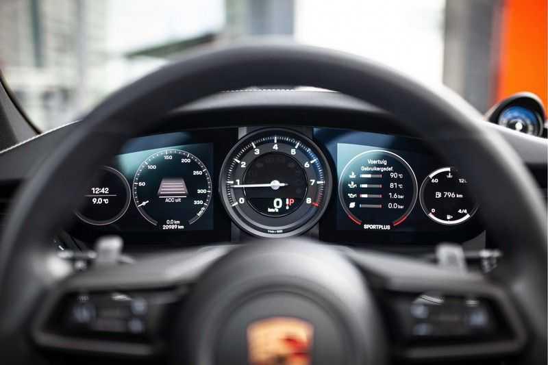 Porsche 911 992 3.0 Carrera S *PASM / Sport Chrono / Sportuitlaat / ACC / Sportstoelen Plus* afbeelding 7
