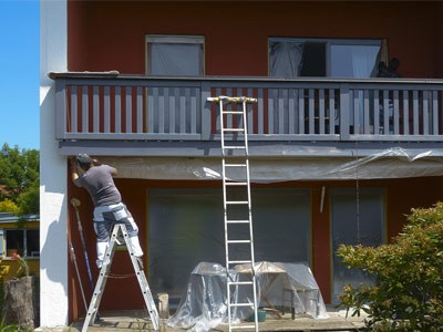 Other services such as interior & exterior painting, construction management, and debris clean up by MDH Construction in Plymouth, MA