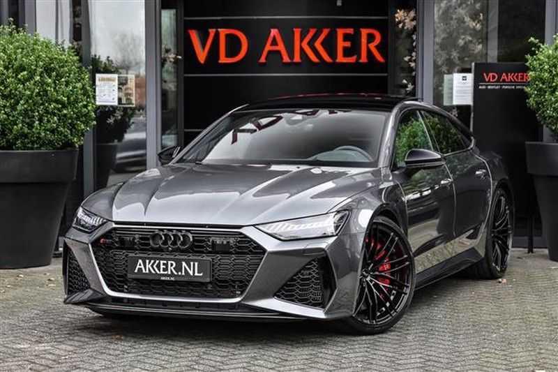 Audi RS7 DYNAMIC PLUS+PANO.DAK+DESIGNPAKKET (600 PK) afbeelding 1