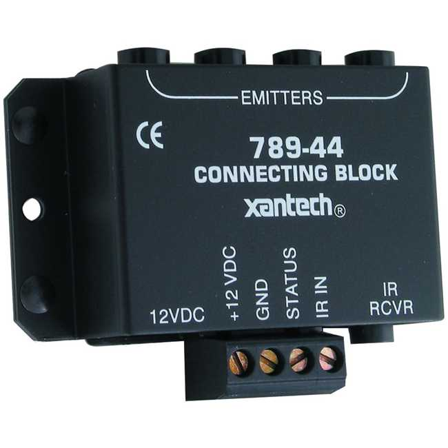 Xantech 789-44 Connecting Block