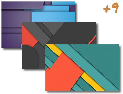 Material Design theme pack