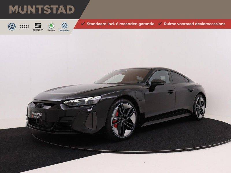 Audi e-tron GT RS 646PK | Head-Up | Stoelventilatie/Verwarming/Massage | 360 Camera | B&O Sound | Carbon | afbeelding 1