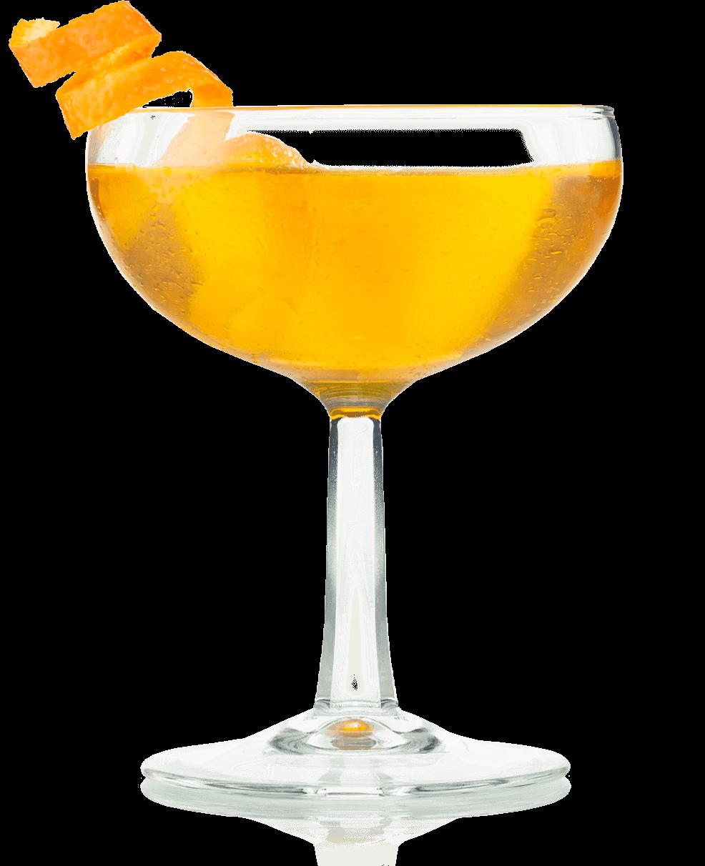 Saffron Sidecar